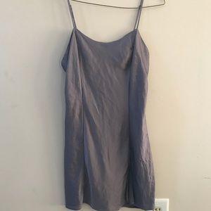 victorias secret vintage silk dress